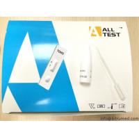 Buy cheap Blood / Serum / Plasma HIV 1.2 Rapid Test Cassette , One Step Rapid Test from wholesalers