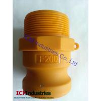 Buy cheap Nylon Camlock coupling Type F/ Male x Adaptor BSP from wholesalers