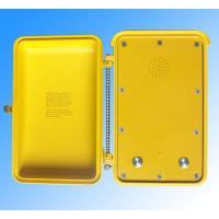 Wholesale Shockproof Weatherproof Telephone , Industrial Auto Dial Telephones from china suppliers