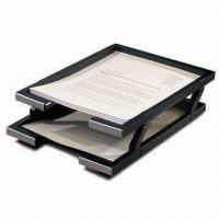 Wholesale Front Loading Document Tray, Fit for A4 and Letter Size Sheets, Made of ABS Plastic from china suppliers
