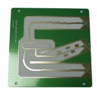 China Ground Surveillance Radar Rogers4350B High Frequency PCB 0.79MM Thickness wholesale