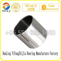 Wholesale Many sizes oilless bush supply auto rubber bushing,wrapped bronze bearing from china suppliers