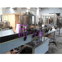 Wholesale 12 Heads Linear Rotary Can Filling Machine by buttons control from china suppliers
