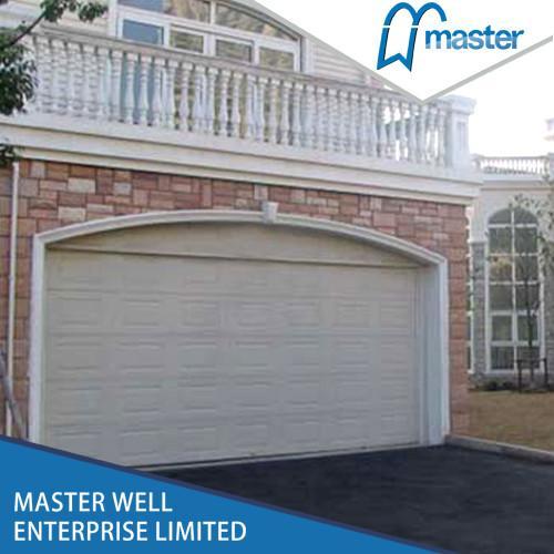 Rectangle Design Sectional Overhead Garage Door Door
