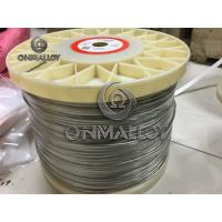 Wholesale Heater Core Nichrome Alloys Wire 19 Strands Cr20Ni80 NiCr Heating Wire 0.523mm from china suppliers