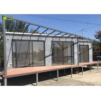 Buy cheap Social House Projects Container Modular Housing Expandable Shipping Container from wholesalers