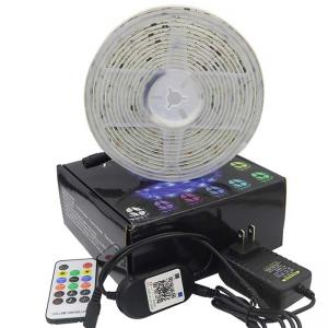 Wholesale IP20 24W 5M Dreamcolor Music LED Strip Lights from china suppliers