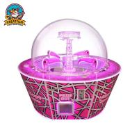 Wholesale Pink Color Key Master Game Machine With Four Player Operated 1 Year Warranty from china suppliers
