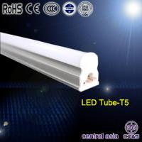 Buy cheap t5 integrated led tube14w 90smd2835 90cm 120deg 1150lm AC180-285V CE ROHS from wholesalers