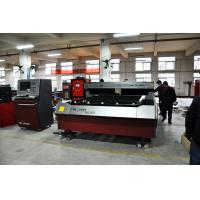 Wholesale Efficient YAG 500W Laser Cutting Machine , Small Laser Cutter For Metal from china suppliers