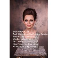 China Indian Film Star Aishwarya Rai Celebrity Wax Figures Realistic Wax Sculptures wholesale
