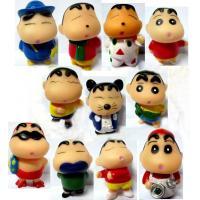 China Plastic Crayon Shin-chan style toy custom, factory customized ...