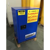 Buy cheap Fireproof Corrosive Storage Cabinets Flammable Locker With 3 Points Lock from wholesalers