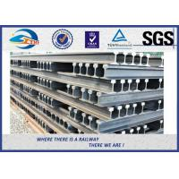 Buy cheap UIC860  Standard Steel Rail UIC50 UIC54 UIC60 with 900A at 12m from wholesalers