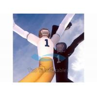 Wholesale Fashion Promotional Sky Dancers PVC Tarpaulin Inflatable Funny Fly Guys from china suppliers
