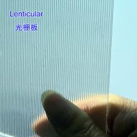 Wholesale 3D Lenticular Lens Sheet 16lpi 120cmx240cm 6mm lenticular board for  3D lenticular wedding photo Colombia from china suppliers