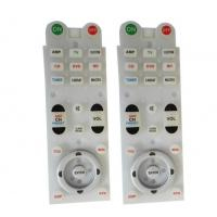 China Durable Conductive Silicone Rubber Keypad Custom Print Access Control on sale