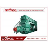 Wholesale Wire Cut Interlocking Clay Brick Machine 13000-18000 M³/H Production Capacity from china suppliers