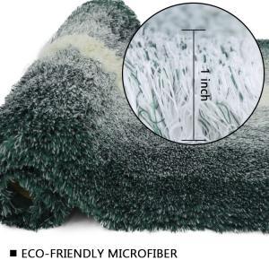 Wholesale Home Use Microfiber Shaggy Soft Contour Bath Mat Non Slip Bath Mat from china suppliers