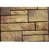 Wholesale Light Texture Colorful Faux Artificial Wall Stone With Rich Original Flavor from china suppliers