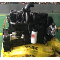Wholesale Air To Air Cooled 8.9L Cummins 6 Cylinder Diesel Engine , Turbo Diesel Motor from china suppliers