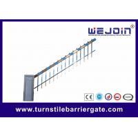 Wholesale Traffic Commerrcial Car Barrier Gate , Vehicle Barrier Gates With Fence Boom from china suppliers