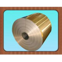 Wholesale Anti Corrosive Color Coated Aluminum Coil , Lacquered Surface Coloured Aluminium Foil from china suppliers