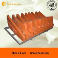 Wholesale 1 Ton Cr-Mo Alloy Steel Castings Deflector Liner Feed Head with Hardness HRC33-43 from china suppliers