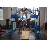 Wholesale CO2 Welding Custom Made Machines Gantry Type Double Torch For Steel Rectangular Tube from china suppliers