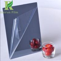 Wholesale 0.03-0.15mm Transparent Adhesive Acrylic Mirror Sheet Protective Film from china suppliers