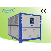 China Commercial Air Cool Air Conditioner Chiller For Cooling , Low temperature wholesale