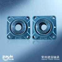 Buy cheap Automatic Aligning Cast Iron Pillow Block Bearing 35mm UELFS207 / HCFS207 from wholesalers