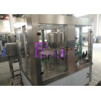 Wholesale Fully Automatic 3 in 1 PET Bottle Water Filling Machine For Mineral Water from china suppliers