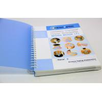 Wholesale Professional Custom Spiral Notebook Printing Services For Office / School from china suppliers
