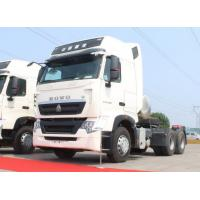 Wholesale White SINOTRUK 371HP Prime Mover Truck 10 Tyre Howo Tractor Head Truck from china suppliers