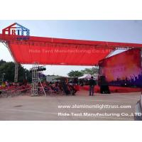 Wholesale Arch Style Portable Truss System / Outdoor Event Lightweight Truss System from china suppliers