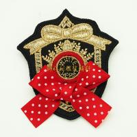 Decorative Clothing Embroidered Patches Embroidered Badges No Minimum
