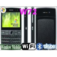 Wholesale Windows 6.5 Qwerty Keyboard Cell Phone (W72) from china suppliers