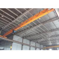 Buy cheap 2 T Single Girder Overhead Cranes For Factories / Material Stocks / Workshop from wholesalers