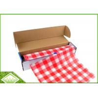 Spunbond Printed Non Woven Tablecloth For Dining Table Mothproof 35gsm-100gsm