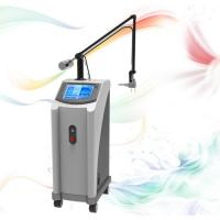 China High quality RF Pipe Fractional CO2 Laser for  skin resurfacing, scar and wrinkle removal on sale