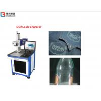 Buy cheap Plastic Laser Engraving Machine For Plastic Boxes , Carving Machine Water from wholesalers