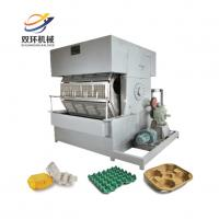 Quality Machines for home business paper egg tray machine egg plate production line price for sale