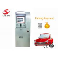 Wholesale Vehicle Parking Auto Pay Station  Intelligent Parking Management System from china suppliers