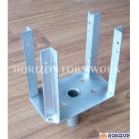 4-Way Head H20 With Scaffolding System to Support Wood Beams