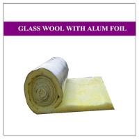 Fiberglass duct insulation air condition glass wool board for Fiberglass wool insulation