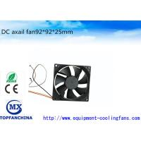 China 3.6 Inch Laptop Cooling DC Axial Fans Waterproof / Corrosion Protection on sale