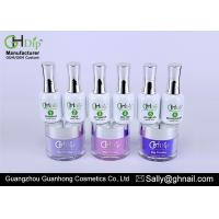 Buy cheap Light Weight 2 Oz Purple Color Nail Polish Dip Powder System Easy To Use from wholesalers