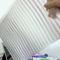 Wholesale OK3D Widely-used Plastic Lenticular PET Material100 Lpi 3D Film Lenticular Lens Sheet Matericals With High Transparency from china suppliers