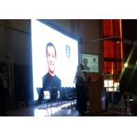 Slim P12 Mobile LED Screen Hire Foldable Stage Background LED Display Rentals 192mm x 192mm